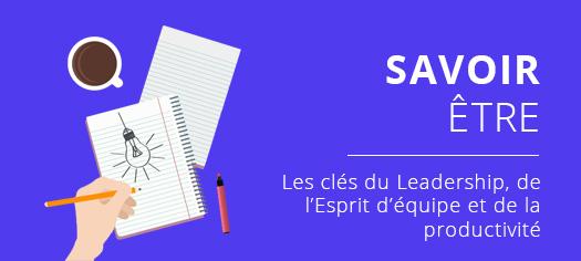 Formations Management Paris savoir-être
