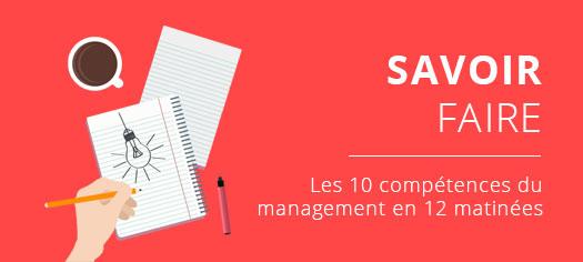 Formations Management Paris savoir-faire